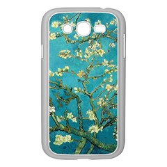 Vincent Van Gogh Blossoming Almond Tree Samsung Galaxy Grand Duos I9082 Case (white)