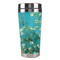 Vincent Van Gogh Blossoming Almond Tree Stainless Steel Travel Tumbler