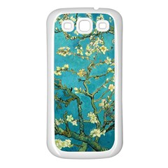 Vincent Van Gogh Blossoming Almond Tree Samsung Galaxy S3 Back Case (white)