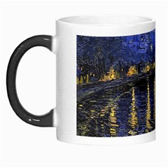 Vincent Van Gogh Starry Night Over The Rhone Morph Mug