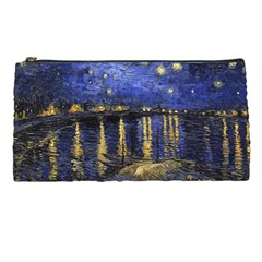 Vincent Van Gogh Starry Night Over The Rhone Pencil Case