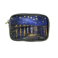 Vincent Van Gogh Starry Night Over The Rhone Coin Purse