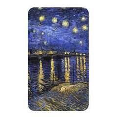 Vincent Van Gogh Starry Night Over The Rhone Memory Card Reader (rectangular)