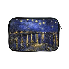 Vincent Van Gogh Starry Night Over The Rhone Apple iPad Mini Zippered Sleeve