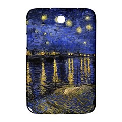 Vincent Van Gogh Starry Night Over The Rhone Samsung Galaxy Note 8.0 N5100 Hardshell Case
