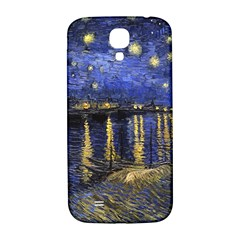 Vincent Van Gogh Starry Night Over The Rhone Samsung Galaxy S4 I9500/i9505  Hardshell Back Case