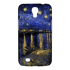 Vincent Van Gogh Starry Night Over The Rhone Samsung Galaxy Mega 6.3  I9200
