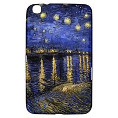 Vincent Van Gogh Starry Night Over The Rhone Samsung Galaxy Tab 3 (8 ) T3100 Hardshell Case