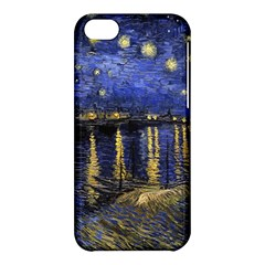 Vincent Van Gogh Starry Night Over The Rhone Apple iPhone 5C Hardshell Case