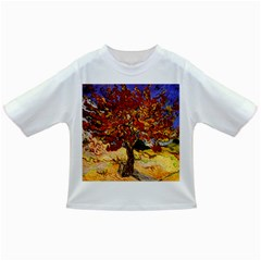 Vincent Van Gogh Mulberry Tree Baby T-shirt