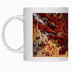 Vincent Van Gogh Mulberry Tree White Coffee Mug