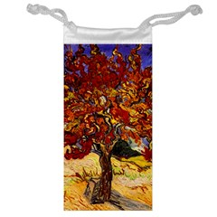 Vincent Van Gogh Mulberry Tree Jewelry Bag