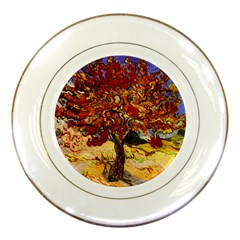 Vincent Van Gogh Mulberry Tree Porcelain Display Plate