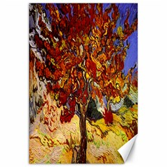 Vincent Van Gogh Mulberry Tree Canvas 20  X 30  (unframed)