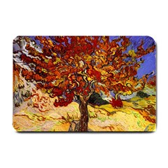 Vincent Van Gogh Mulberry Tree Small Door Mat