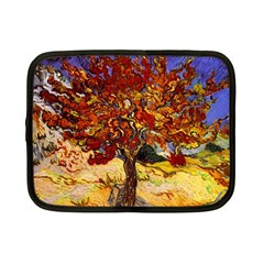 Vincent Van Gogh Mulberry Tree Netbook Sleeve (small)
