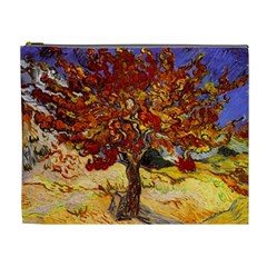 Vincent Van Gogh Mulberry Tree Cosmetic Bag (XL)