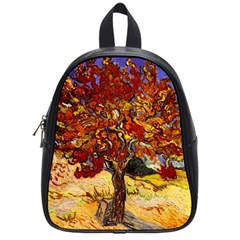 Vincent Van Gogh Mulberry Tree School Bag (Small)