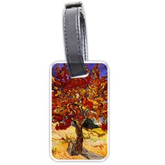 Vincent Van Gogh Mulberry Tree Luggage Tag (One Side)