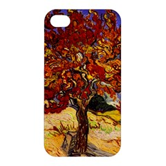 Vincent Van Gogh Mulberry Tree Apple iPhone 4/4S Hardshell Case