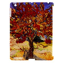 Vincent Van Gogh Mulberry Tree Apple Ipad 3/4 Hardshell Case (compatible With Smart Cover)