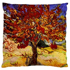 Vincent Van Gogh Mulberry Tree Large Cushion Case (single Sided)