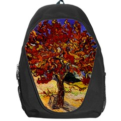 Vincent Van Gogh Mulberry Tree Backpack Bag