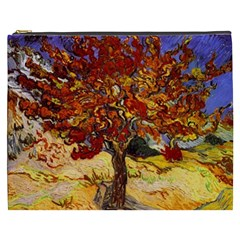 Vincent Van Gogh Mulberry Tree Cosmetic Bag (XXXL)