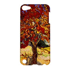 Vincent Van Gogh Mulberry Tree Apple Ipod Touch 5 Hardshell Case
