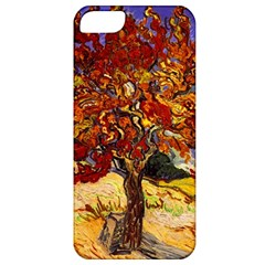 Vincent Van Gogh Mulberry Tree Apple iPhone 5 Classic Hardshell Case
