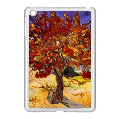 Vincent Van Gogh Mulberry Tree Apple Ipad Mini Case (white)