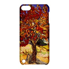 Vincent Van Gogh Mulberry Tree Apple iPod Touch 5 Hardshell Case with Stand