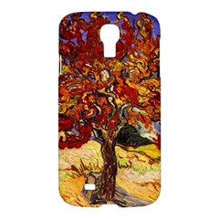 Vincent Van Gogh Mulberry Tree Samsung Galaxy S4 I9500/i9505 Hardshell Case