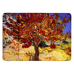 Vincent Van Gogh Mulberry Tree Samsung Galaxy Tab 8.9  P7300 Flip Case