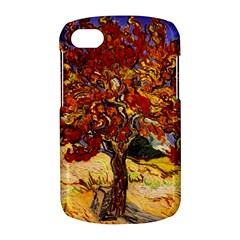 Vincent Van Gogh Mulberry Tree BlackBerry Q10 Hardshell Case