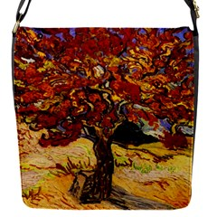 Vincent Van Gogh Mulberry Tree Removable Flap Cover (small)