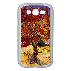 Vincent Van Gogh Mulberry Tree Samsung Galaxy Grand DUOS I9082 Case (White)