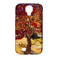 Vincent Van Gogh Mulberry Tree Samsung Galaxy S4 Classic Hardshell Case (pc+silicone)
