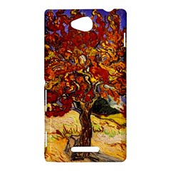 Vincent Van Gogh Mulberry Tree Sony Xperia C (S39h) Hardshell Case