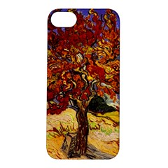 Vincent Van Gogh Mulberry Tree Apple iPhone 5S Hardshell Case