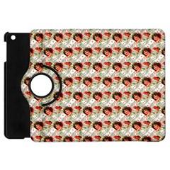 Vintage Valentine Apple iPad Mini Flip 360 Case