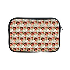 Vintage Valentine Apple iPad Mini Zippered Sleeve