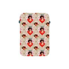 Vintage Valentine Apple iPad Mini Protective Sleeve