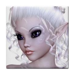 Fairy Elfin Elf Nymph Faerie Ceramic Tile