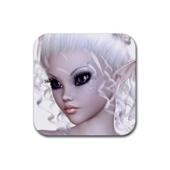 Fairy Elfin Elf Nymph Faerie Drink Coasters 4 Pack (Square)