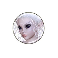 Fairy Elfin Elf Nymph Faerie Golf Ball Marker 4 Pack (for Hat Clip)