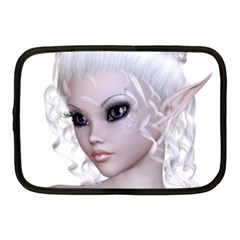 Fairy Elfin Elf Nymph Faerie Netbook Sleeve (Medium)
