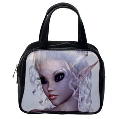 Fairy Elfin Elf Nymph Faerie Classic Handbag (one Side)