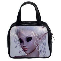 Fairy Elfin Elf Nymph Faerie Classic Handbag (Two Sides)