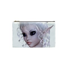 Fairy Elfin Elf Nymph Faerie Cosmetic Bag (Small)
